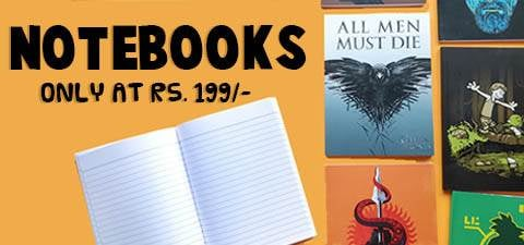 Category Banner - Notebooks