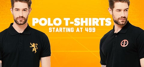Category Banner - Polos