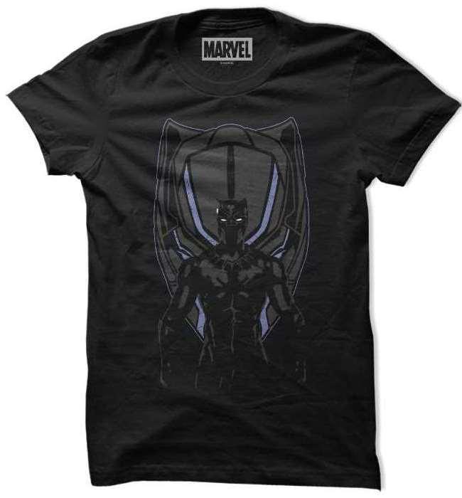 3a8a37f1a T'Challa - Official Black Panther T-shirt | Redwolf