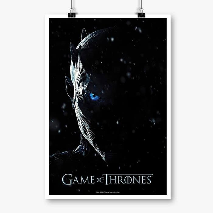 Game Of Thrones Official Poster